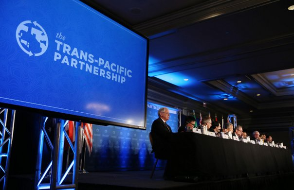 trans pacific partnership investment chapter