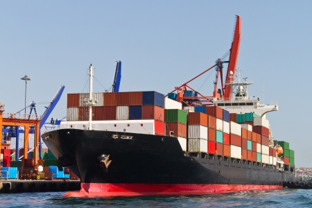 25022487 - container ship