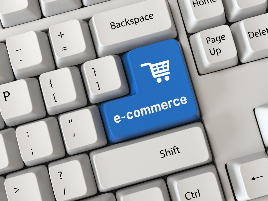29939162 - keyboard with a word e-commerce
